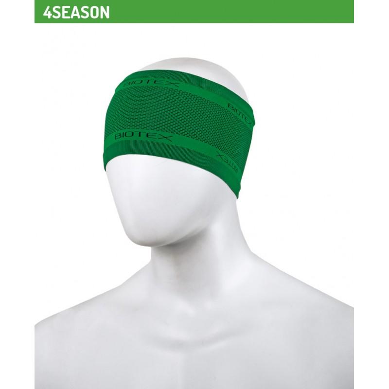 Bandana Biotex 4 Season Verde