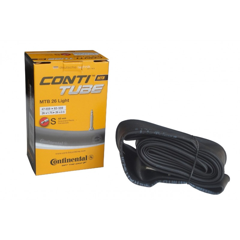 Camera Continental S60 MTB Light 29x1.75-2.5