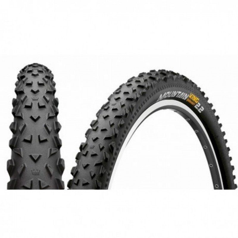 Cauciuc pliabil Continental MOUNTAIN KING Performance 27.5x2.2