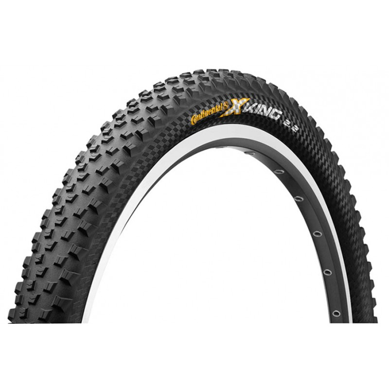 Cauciuc pliabil Continental X-KING Performance 27.5x2.2