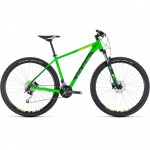 "Bicicleta CUBE ANALOG Flashgreen Grey 27,5"" 2018"