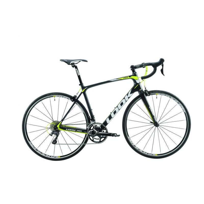 Bicicleta LOOK 765 Shimano ULTEGRA MIX Lime