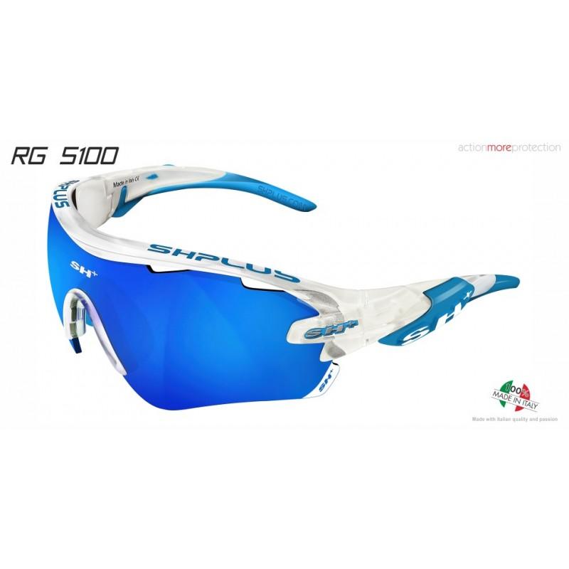 Ochelari SH+ RG 5100 Crystal Alb Albastru