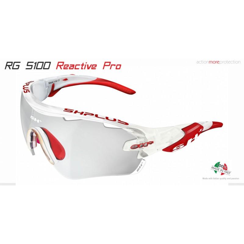 Ochelari SH+ RG 5100 Crystal Alb Rosu Photocromatic