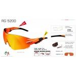 Ochelari SH+ RG 5200 Galben Rosu