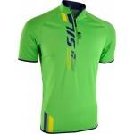 Tricou ciclism SILVINI TURANO verde