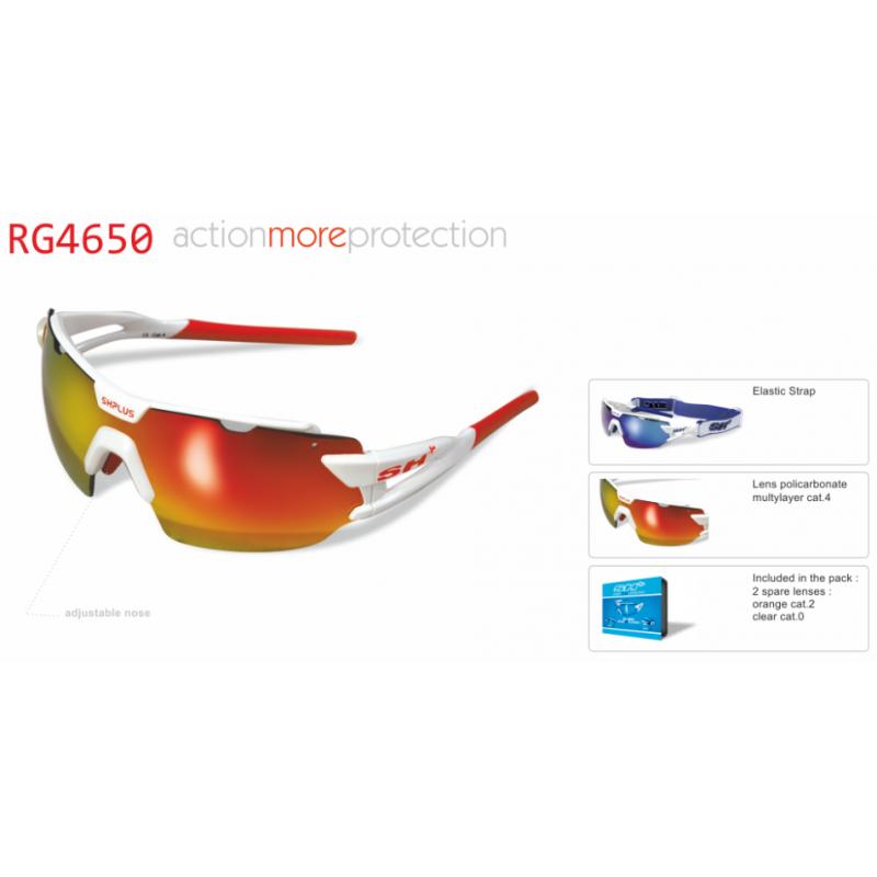 Ochelari SH+ RG 4650 White Red
